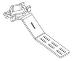 EZ Steer Bracket Kit - John Deere 4X30, 4X40, 4X50, 4X55, 4X60 and 8X30, 8X40, 8X50, 8X60 tractors