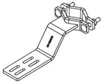 EZ Steer Bracket Kit - Case Magnum MX, STX - New Holland TG, TJ tractors